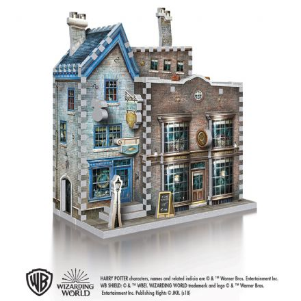 Harry Potter -  Diagon Alley Collection: Ollivanders & Scribbulus (295pc)